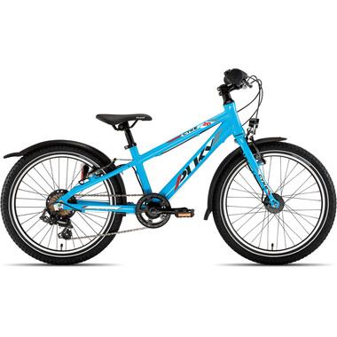 Vélo de Ville PUKY CYKE Alu Active 20-7 Bleu 2022
